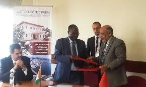 chambre de commerce fes coopération consulaire la cci côte d ivoire et la chambre de