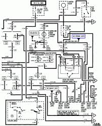 1997 s10 tail light wiring diagram chevrolet tail light wiring