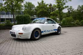 1975 Porsche 911 Rsr Original Ruf Porsche Im Rs Look Classic