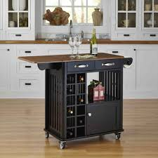 small kitchen island cart black small kitchen island cart with wine storage and wheels