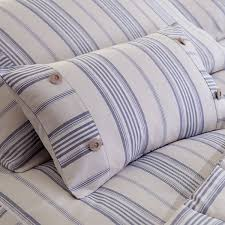 blue and white striped bedding measure your bed mattress duvet and
