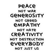 30 mind blowing peace quotes