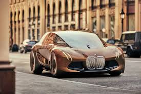 concept car of the bmw concept cars the bmw vision next 100