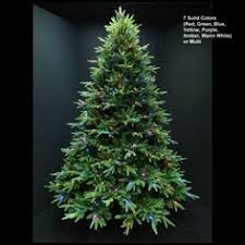 ge 7 5 ft pre lit colorado spruce artificial tree