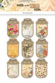 printable jar label sheets printable mason jar tags safari travel digital cards digital