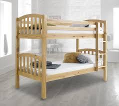 Bunk Beds Pine Happy Beds American Solid Honey Pine Wooden Bunk Bed Frame Bedroom