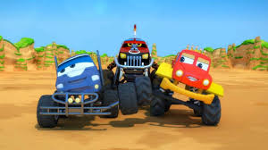 monster trucks kid video for kids police vs car battle video police monster truck videos