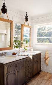 Mirror That Looks Like Window by Ideas For Bathrooms Bathroom Flooring Options Bathroom Flooring