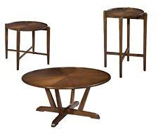 Modern Accent Table Hekman Furniture Ebay