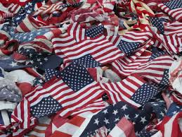 County Flags Mercer County To Conduct Flag Day Decommissioning Ceremony