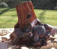 cedar wood sculpture carved cedar ironwood wood carvings