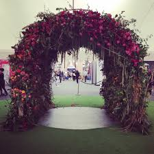 flower arch winter wedding floral arches inspired by london design week