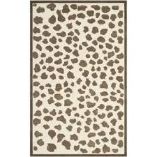 Safavieh Leopard Rug Animal Safavieh 5x8 6x9 Rugs Shop The Best Deals For Nov 2017