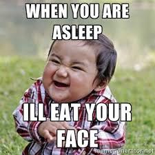 Evil Face Meme - meme generator evil kid image memes at relatably com