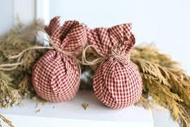 5 minute primitive fabric ornaments factory
