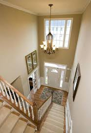 Foyer Chandelier Height Chandelier Size For Two Story Foyer Height With Regard To
