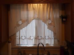 a called erika a kitchen curtain near disaster