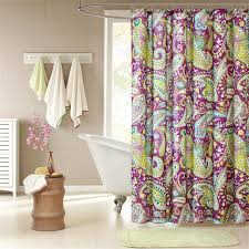 Echo Design Curtains Intelligent Design Id70 055 Shower Curtain 72