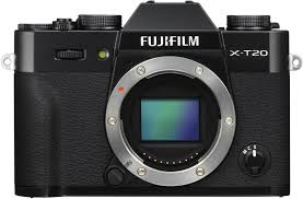 the verge black 20 best black friday deals fujifilm x t20 mirrorless camera body only black 16542490 best buy