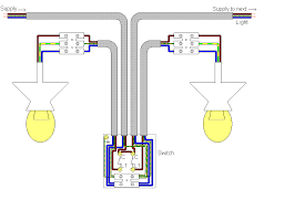 2 switch light wiring wiring diagram 2 light one switch circuit diagram free wiring for