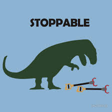 T Rex Meme Unstoppable - unstoppable t rex s short arms know your meme