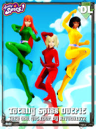 Image of totally spies 2019