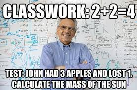 Calculus Meme - math memes reflections of a second career math teacher