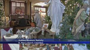 more than 200 nativity sets from around the world on display in