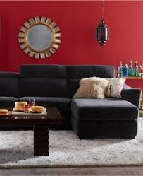 reclining sectional sofas with chaise small sectional sofa with recliner foter