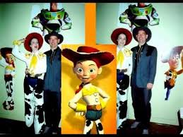 toy story 2 music video featuring