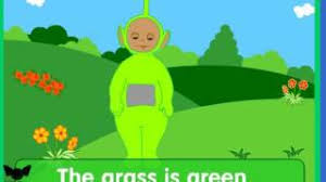 teletubbies colour story bbc kids cbeebies interactive website
