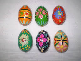 wooden easter eggs authentic wooden easter eggs pysanky russian ukrainian