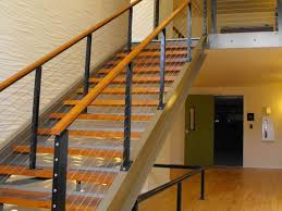 Interior Wood Railing Best 25 Stair Railing Kits Ideas On Pinterest Stair Banister