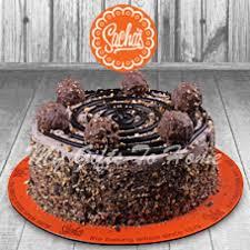 ferrero rocher cake from sachas gifts to pakistan