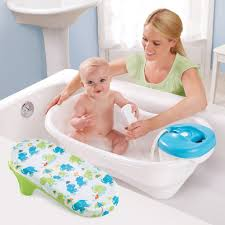 baby shower tub summer infant newborn to toddler bath center shower