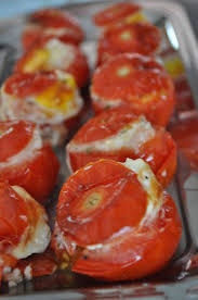 cuisine avec des oeufs mini tomates farcies aux oeufs de caille et au fromage oeuf cocotte