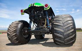 real monster truck videos going for a ride in grave digger video motor trend