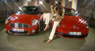 volkswagen mini battle of convertibles mini cooper vs vw beetle autoevolution