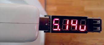 usb power apple thias blog dc62 led display charger data transmit