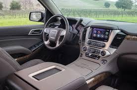 Chevy Tahoe 2014 Interior 2015 Chevrolet Tahoe Suburban And Gmc Yukon Xl And Denali First