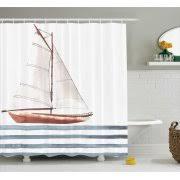 Shower Curtain Nautical Nautical Shower Curtains