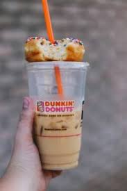 Coffee Dunkin Donut get free iced coffee at dunkin donuts this wednesday nola weekend