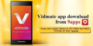 9apps apk and install vidmate from 9apps apk store sagar