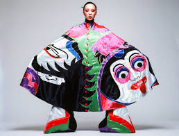 Japanese Designer by Kansai Yamamoto U0027s Vibrant Designs The Japanese Designer Kansai