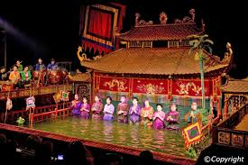 water puppet shows in ho chi minh ho chi minh attractions