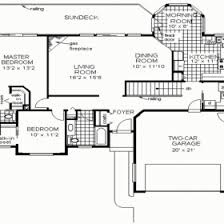 2 bedroom cottage floor plans eplans cottage house plan two bedroom cottage 540 square and 2