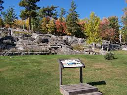 Image Of Rock Garden Ellsworth Rock Gardens Voyageurs National Park U S National