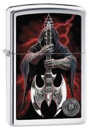 zippo design stokes guitar design zippo lighter personalised
