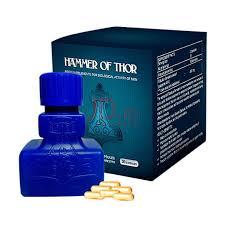jual hammer of thor asli obat herbal pria 30 capsul klinik herbal