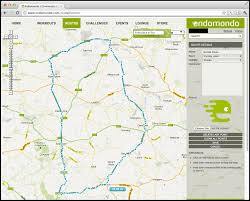 Maps Route by Exporting Routes From Endomondo And Using Them In Google Maps
